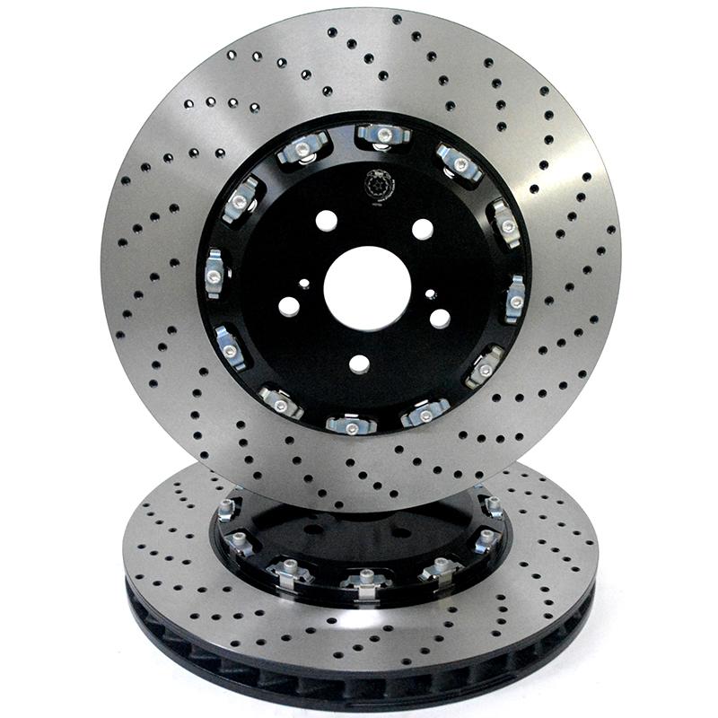 floating rotors